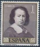 Spain 1960 Painters - Bartolomé Esteban Murillo f