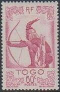 Togo 1947 Native Scenes d