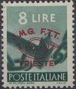 Trieste-Zone A 1948 Trieste Philately Congress a