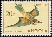 Angola 1951 Birds from Angola d