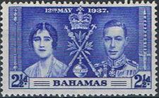 Bahamas 1937 George VI Coronation c