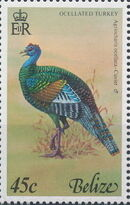 Belize 1977 Birds of Belize (1st Issue) e