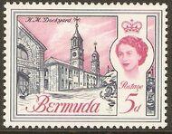 Bermuda 1962 Definitive Issue e