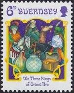 Guernsey 1986 Christmas h
