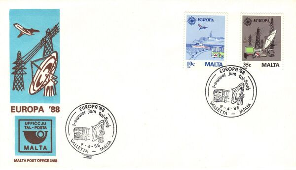 Malta 1988 Europa c
