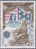 Monaco 1982 EUROPA b