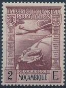 Mozambique 1938 Portuguese Colonial Empire (Airmail Stamps) e