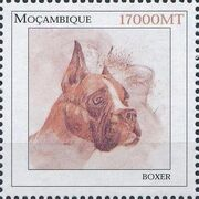 Mozambique 2002 The Wonderful World of Dogs e