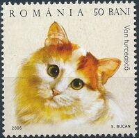 Romania 2006 Cats b