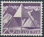 Switzerland 1949 Landscapes and Technology l
