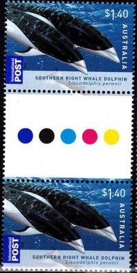 Australia 2009 WWF - Dolphins of the Australian Coastline GPc