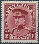 Belgium 1931 King Albert I (1st Group) a