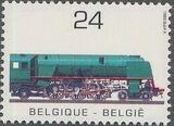 Belgium 1985 Public Transportation Year d