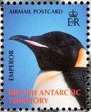 British Antarctic Territory 2006 Penguins of the Antarctic b