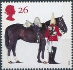 Great Britain 1997 50th Anniversary of the British Horse Society b