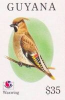 Guyana 1994 Birds of the World (PHILAKOREA '94) ah