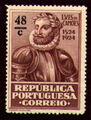 Portugal 1924 400th Birth Anniversary of Camões o.jpg