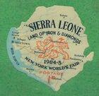 Sierra Leone 1964 New York World's Fair - Regular Stamps a