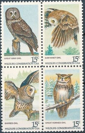 United States of America 1978 Wildlife Conservation Issue Ba