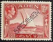 Aden 1939 Scenes - Definitives ds