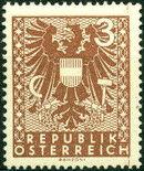 Austria 1945 Coat of Arms a