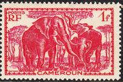 Cameroon 1939 Pictorials r
