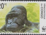 Congo, Democratic Republic of 2002 WWF Gorillas