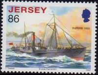 Jersey 2011 Shipwrecks f