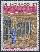 Monaco 1979 100 Years Opera Hall Salle Garnier d
