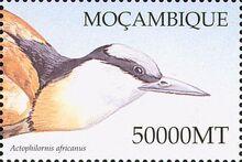 Mozambique 2002 Birds of Africa dd