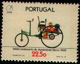 Portugal 1986 100th Anniversary of the Automobile a