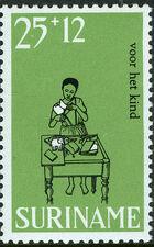 Surinam 1968 Child Welfare d