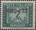 Trieste-Zone A 1949 Postage Due Stamps of Italy 1947-1954 Overprinted b.jpg