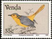 Venda 1991 Birds b