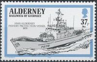 Alderney 1990 Ships Called HMS Alderney e