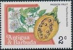 Antigua and Barbuda 1983 Fruits and Flowers b