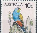 Australia 1980 Australian Birds (2nd group 1980)