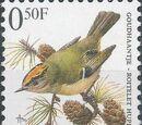 Belgium 1991 Birds