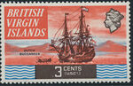 British Virgin Islands 1970 Ships d