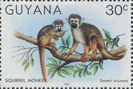 Guyana 1981 Wildlife c