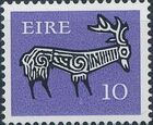 Ireland 1976 Old Irish Animal Symbols c
