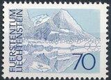 Liechtenstein 1973 Landscapes f