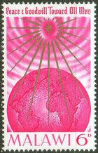 Malawi 1964 Christmas b