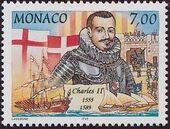 Monaco 1997 700th Anniversary of the Grimaldi Dynasty - 1st Serie l