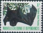 New Caledonia 1983 Bat Issue (Official Stamps) a