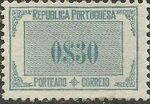Portugal 1932 Postage Due Stamps d