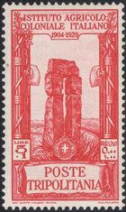 Tripolitania 1930 Agriculture Italian Institute e