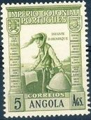Angola 1938 Portuguese Colonial Empire r