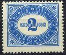 Austria 1947 Postage Due Stamps - Type 1894-1895 with 'Republik Osterreich' z