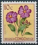 Belgian Congo 1952 Flowers a